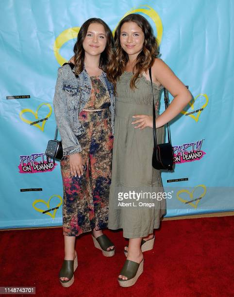Dambrosio Twins attend the Release Party For Dani Cohn And Mikey Tua's Song Somebody Like You held at The Industry Loft on June 8 2019 in Los Angeles...