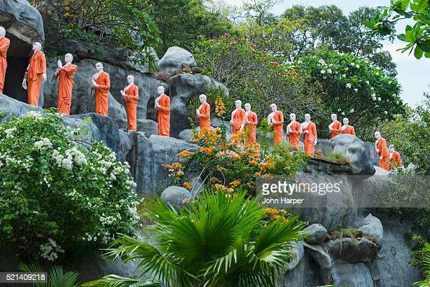 Dambullah Cave Temple, Dambullah, Sri Lanka