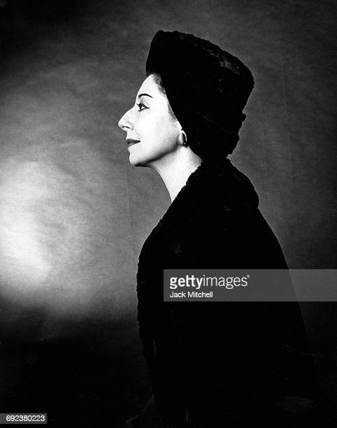 Dame Alicia Markova, famed dancer who was named Director of the Metropolitan Opera Ballet after she retired from dancing, in 1963.