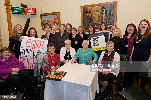 Dame Anne Begg MP Jane Bruton EditorinChief at Grazia Magazine Victoria Harper Yvette Cooper MP Emma Reynolds MP Harriet Harman MP Sarah Champion MP...