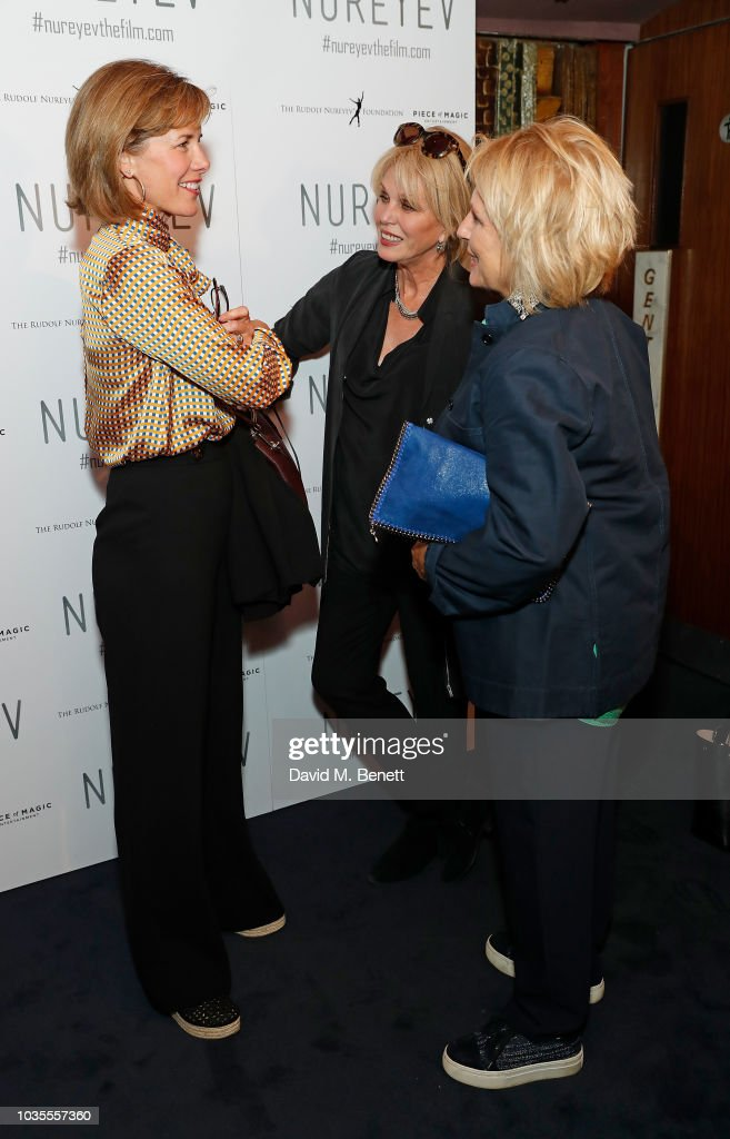 """Nureyev"" - UK Premiere - VIP Arrivals"