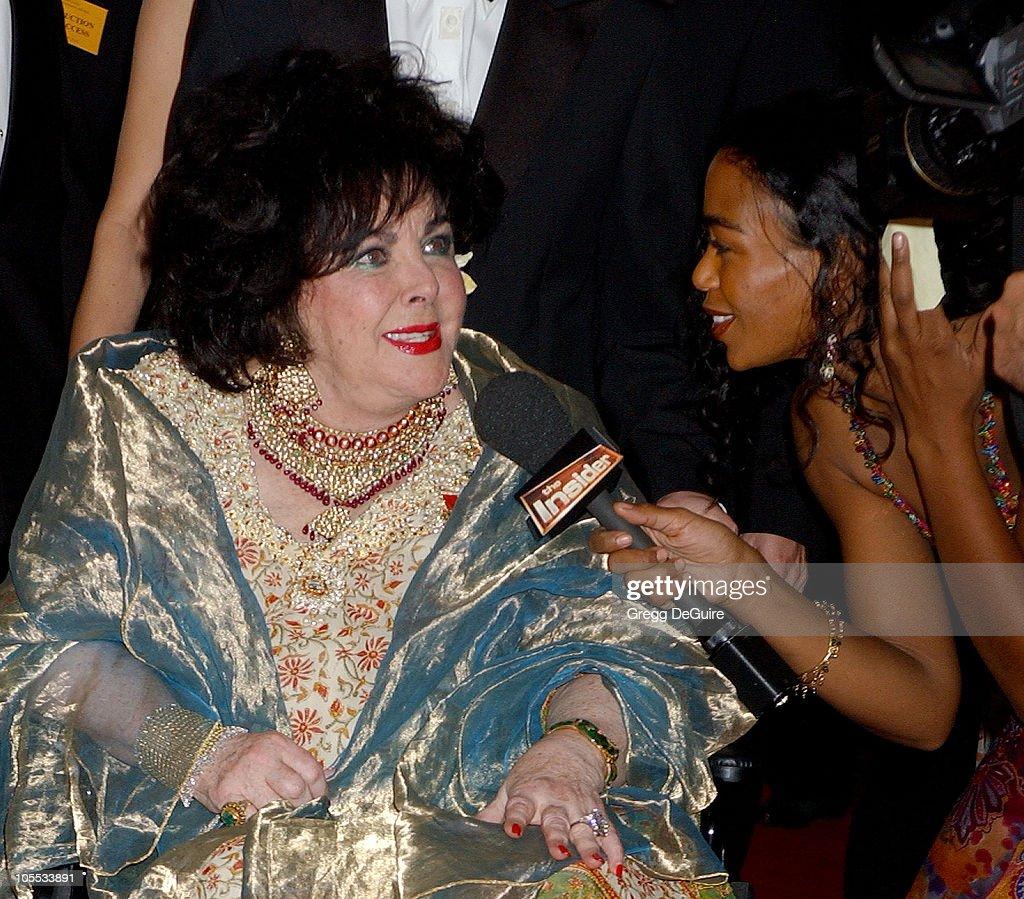 2005 BAFTA/LA Cunard Britannia Awards - Arrivals : News Photo