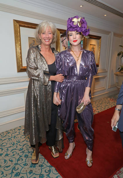 GBR: The Icon Ball 2021 - LFW September 2021