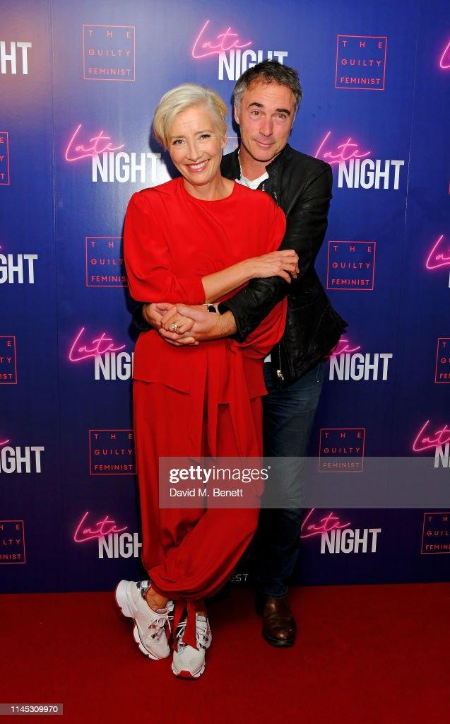 "GBR: ""Late Night - Gala Screening - VIP Arrivals"