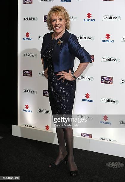 Dame Esther Rantzen attends the Childline Ball at Old Billingsgate Market on October 1 2015 in London England