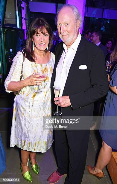 Dame Gail Rebuck and Ed Victor attend The London Evening Standard's 'Progress 1000 London's Most Influential People 2016' in partnership with Citi at...