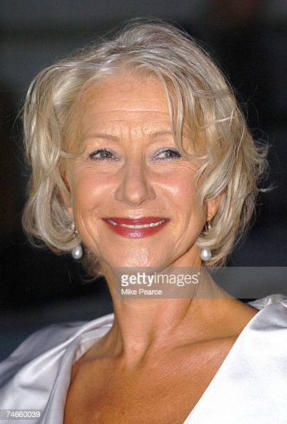 Dame Helen Mirren at the Curzon Mayfair in London, United Kingdom.