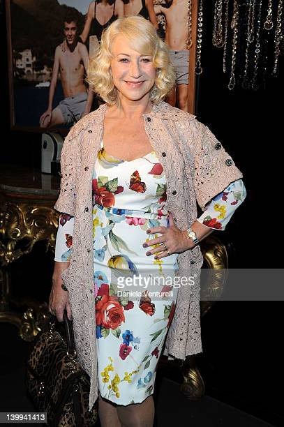 Helen Mirren Bilder And Foton Getty Images