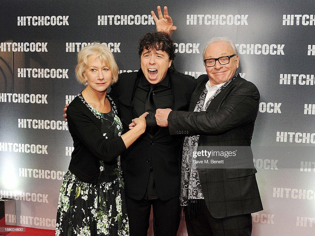 Hitchcock - UK Premiere - Inside Arrivals