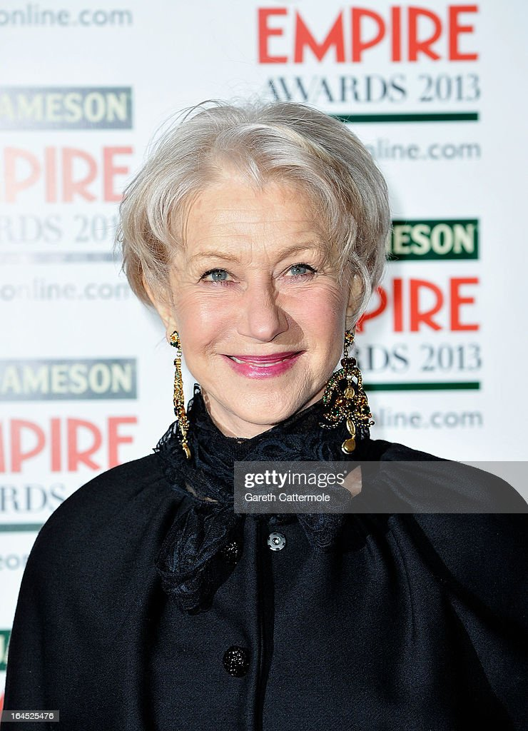 Jameson Empire Awards 2013 Arrivals