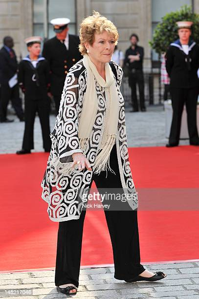 Dame Janet Suzman attends A Celebration of the Arts at Royal Academy of Arts on May 23 2012 in London England