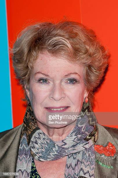 Dame Janet Suzman attends the Critics' Circle Services to Arts awards at Barbican Centre on May 7 2013 in London England