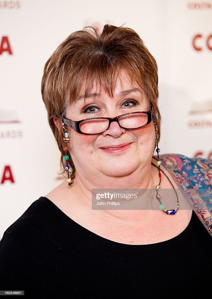 Dame Jenni Murray attends the Costa Book of the Year awards at Quaglino's on January 29, 2013 in London, England.