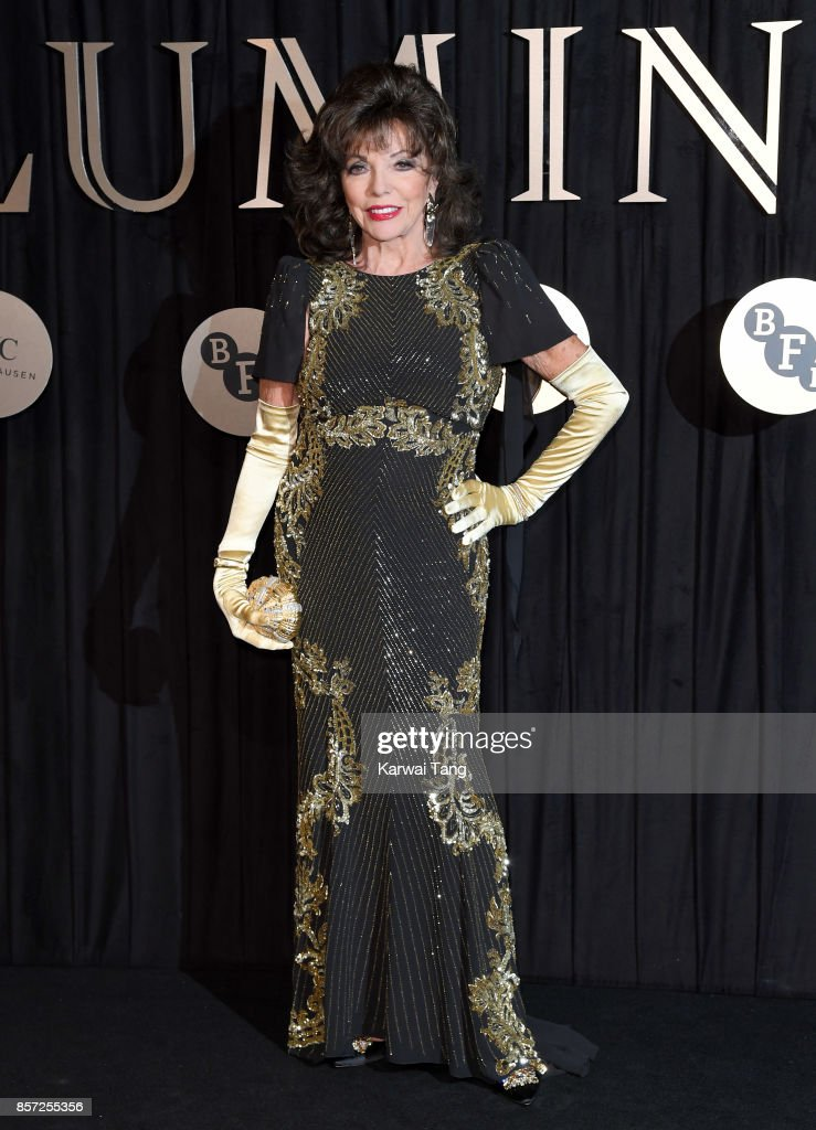 Joan Collins Photo Gallery