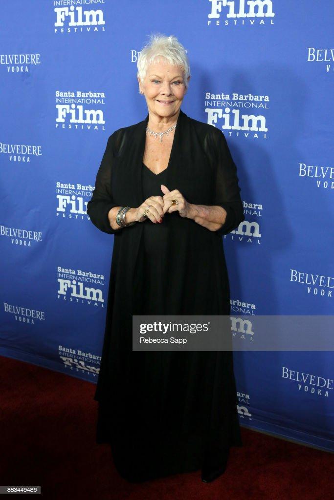 Santa Barbara International Film Festival Kirk Douglas Award of Excellence Dinner Sponsored by Belvedere Vodka Honoring Dame Judi Dench