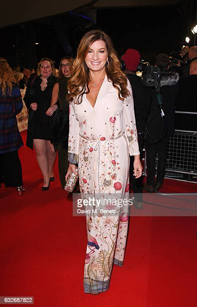 Dame Karren Brady attends the National Television Awards on January 25 2017 in London United Kingdom
