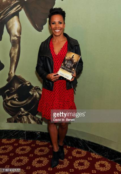 """Dame Kelly Holmes attends the press night performance of """"Heartbeat Of Home"""" at The Piccadilly Theatre on September 11, 2019 in London, England."""