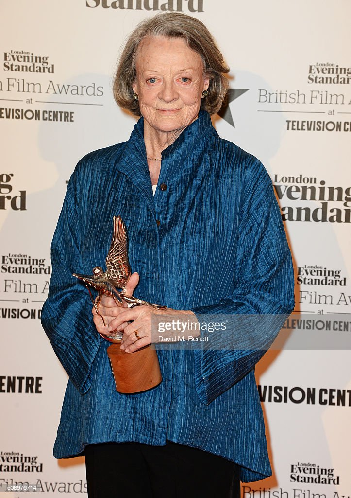 London Evening Standard British Film Awards - Winners Boards : News Photo