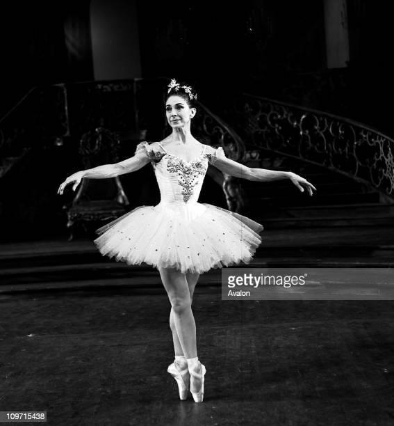 Dame Margot Fonteyn Margot Fonteyn de Arias British Prima Ballerina with the Royal BalletPresident