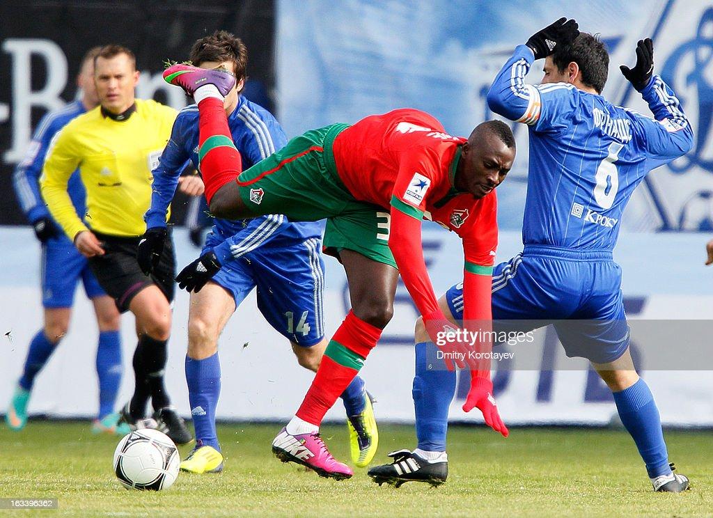 Dinamo Moskva v FC Lokomotiv Moskva - Russian Premier League