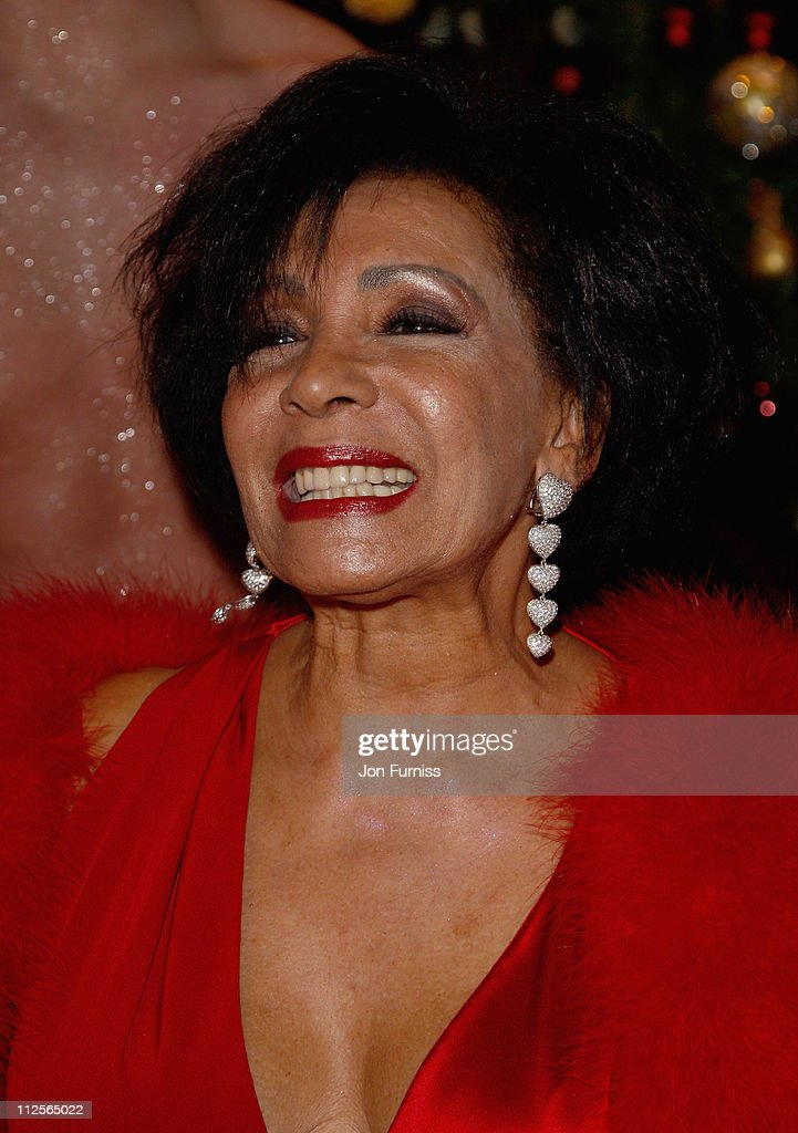 Dame Shirley Bassey's Christmas Party