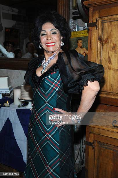 Dame Shirley Bassey attends the SIR BILLI international screening at the 15th annual Sonoma International Film Festival April 11th15th 2012 on April...