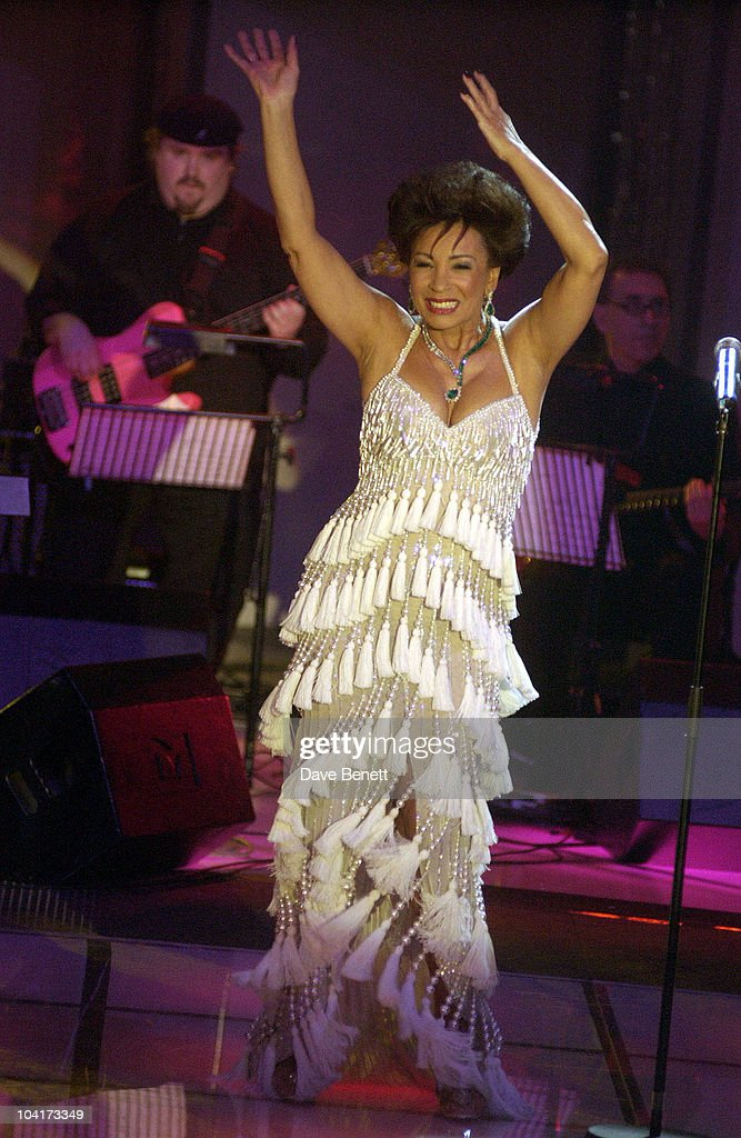 Dame Shirley Bassey, Launch Party Of Xelibri Mobile Phone Held At Old Billingsgate Market In London.