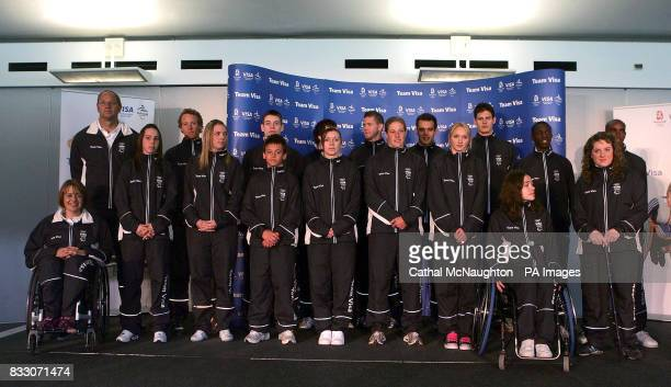 Dame Tanni Grey-Thompson and Sir Steve Redgrave introduce the 16 outstanding British athletes they have selected to form Team Visa, a sponsorship...