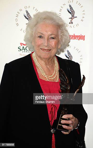 Dame Vera Lynn attends the Women of the Year Lunch at Hotel Intercontinental on October 12 2009 in London England