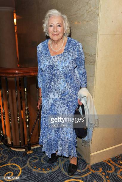 Dame Vera Lynnn attends the 35th Nordoff Robbins 02 Silver Clef Awards at London Hilton on July 2 2010 in London England