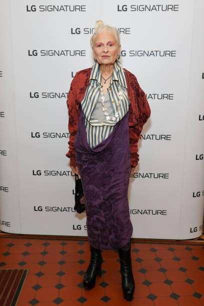 GBR: 'LG SIGNATURE Hosts' At Royal Philharmonic Orchestra At 75