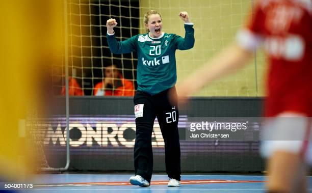 DameA EM kval Danmark Ukraine Rikke Poulsen © Jan Christensen/FrontzoneSportdk