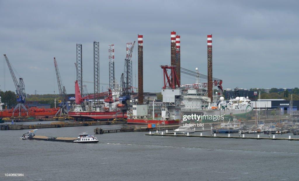 Damen Shipyards, Melissaweg, Amsterdam, Niederlande News