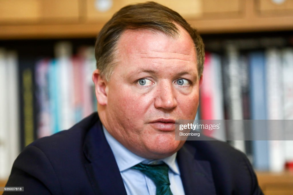 U.K. House of Commons' Digital, Culture, Media and Sport Committee Chairman Damian Collins Interview