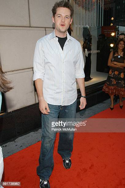 Damian FaheyMadonna Fans attends Lotsa De Casha childrens book by Madonna Red Carpet Arrivals at Bergdorf Goodman NYC USA on June 7 2005
