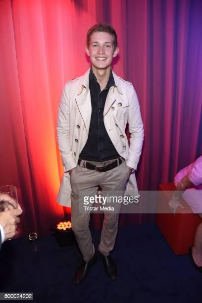 Damian Hardung attends the Bertelsmann Summer Party on June 22 2017 in Berlin Germany