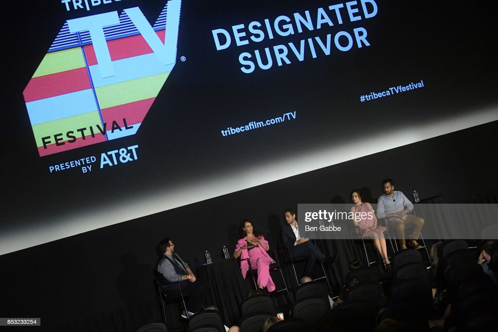 Tribeca TV Festival Season Premiere Of Designated Survivor