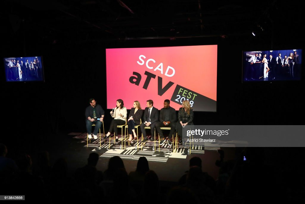 """SCAD aTVfest 2018 -  """"Dynasty"""""""