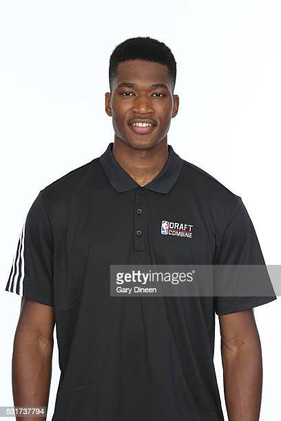 Damian Jones poses for a medical imaging head shot as part of the 2016 NBA Draft Combine on May 14 2016 at Northwestern Memorial Hospital in Chicago...