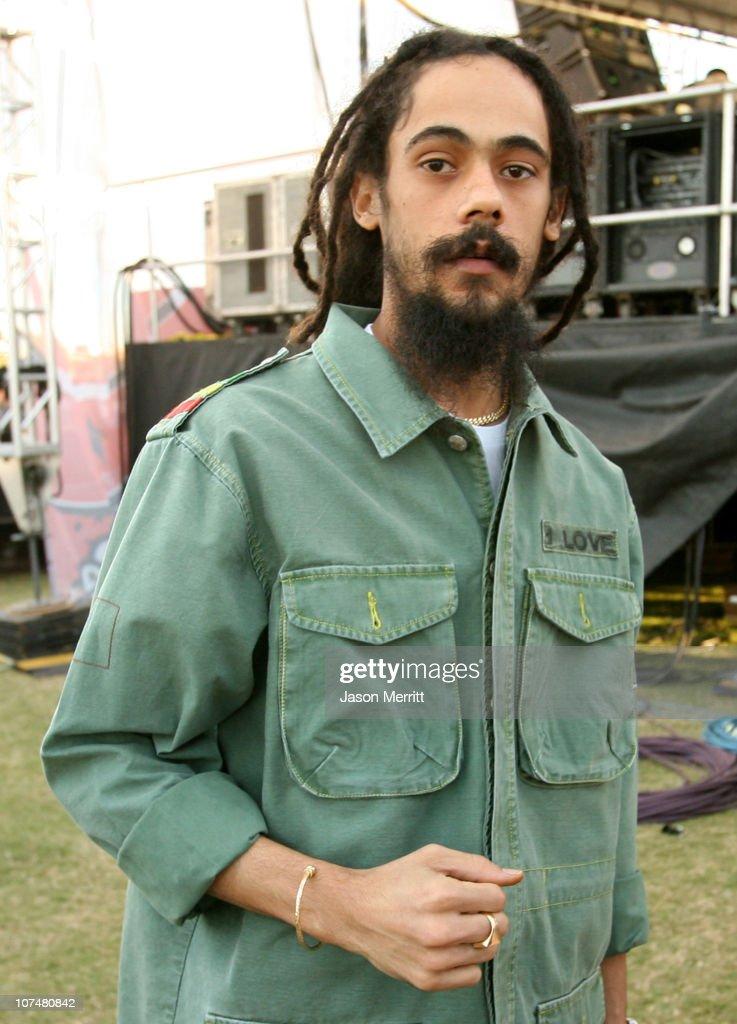 "Vegoose Music Festival 2006 - Day 2 - Damian ""Jr. Gong"" Marley"
