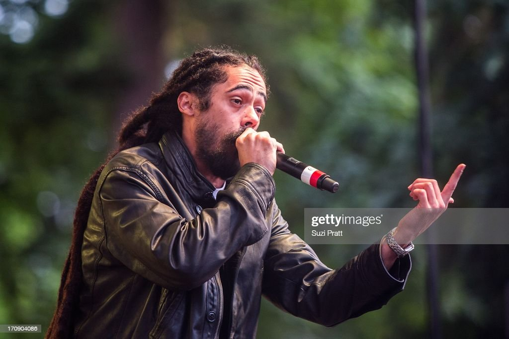"Damian ""Jr. Gong' Marley And Stephen Marley In Concert"