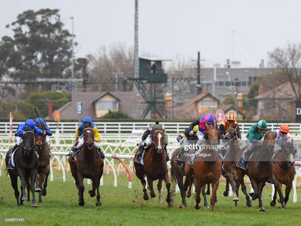 Melbourne Racing : ニュース写真