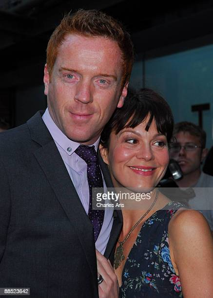 Damian Lewis and Guest attend The Ballets Russes Season Party at The Sadler's Wells Theatre on June 16 2009 in London England