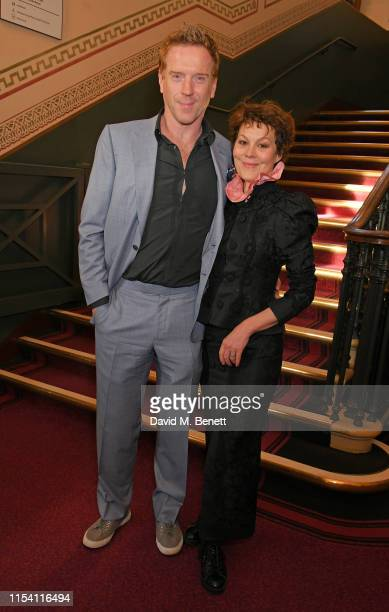 """Damian Lewis and Helen McCrory attend the Opening Night performance of the English National Ballet's """"Cinderella"""" at The Royal Albert Hall on June..."""