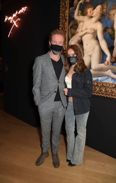GBR: The National Gallery Private View Of The Newly Opened 'Artemisia' & 'Sin' Exhibitions