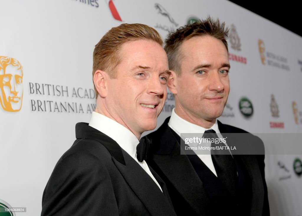 2018 British Academy Britannia Awards presented by Jaguar Land Rover and American Airlines - Red Carpet : News Photo