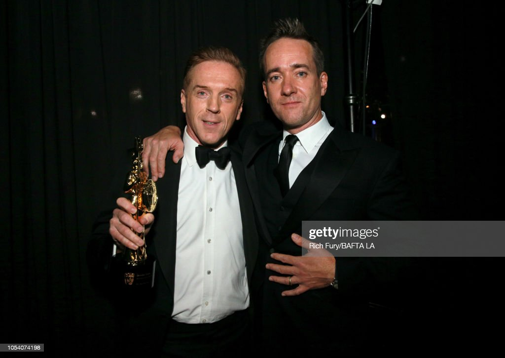 2018 British Academy Britannia Awards presented by Jaguar Land Rover and American Airlines - Inside : ニュース写真