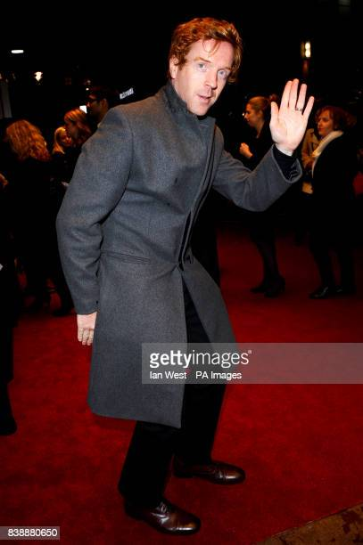 Damian Lewis arrives at the premiere of The First Grader the Odeon West End cinema in LondonPRESS ASSOCIATION photo Picture date Tuesday 26th October...