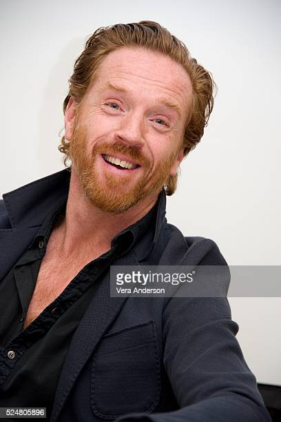 """Damian Lewis at the """"Billions"""" Press Conference at the Four Seasons Hotel on April 26, 2016 in Beverly Hills, California."""