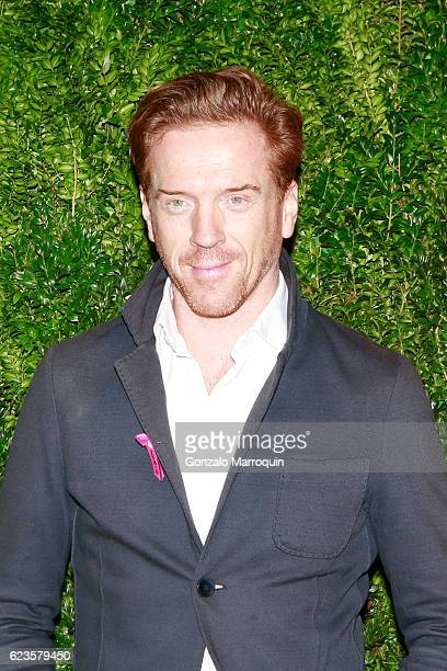 Damian Lewis at theThe Museum of Modern Art Film Benefit: A Tribute to Tom Hanks at The Museum of Modern Art on November 15, 2016 in New York City.